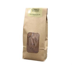 glutenfri brownie blanding
