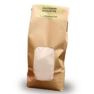 glutenfri lys bolle mix