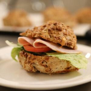 glutenfri sandwich
