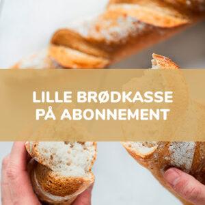 lille glutenfri brødkasse på abonnement